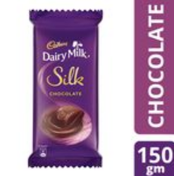 Cadbury Dairy Milk Silk Chocolate Bar 150 Gm