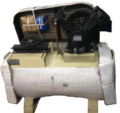Two Stage Twin Cylinder Air Compressor
