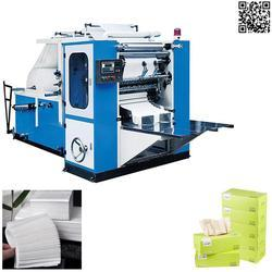 Automatic Face Tissue Making Machine.