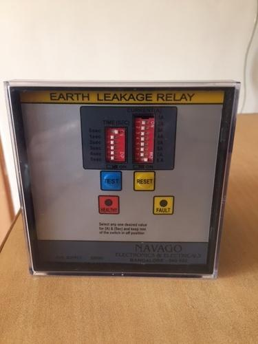 Earth Leakage Relay
