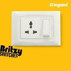 Legrand Britzy Modular Switches
