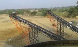 M Sand Belt Conveyor