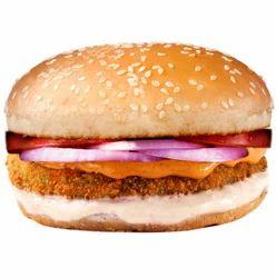Haryali Corn Burger