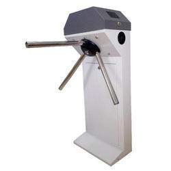 SS Electro Mechanical Tripod Turnstile