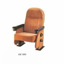 IAC-009 Leather Auditorium Chair