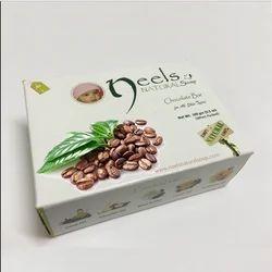 Neels chocolate bar soap