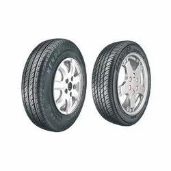 Rubber KR23 Kenda Car Tyre, Tyre Size: 155/70 R-13