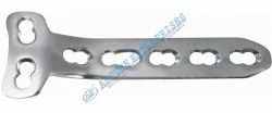 T-Buttress Safety Lock Plate