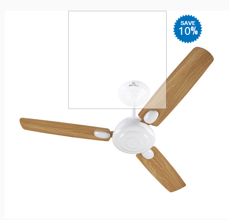 Product Image Read More Bajaj Ceiling Fan