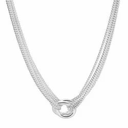 Daily Wear Ladies Sterling Silver Chain, 10 Gm