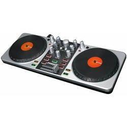 Fist Mix Small 2 Channel DJ Mixer