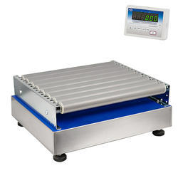 Weighing Scale With Roller