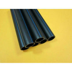 HDPE Black Color Pipes