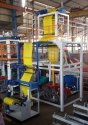 Hm Mono Layer Blown Film Plant, Model: Fetbl1255 Hm