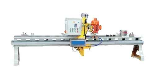 Granite/Marble Moulding, Cutting, & Polishing Machine