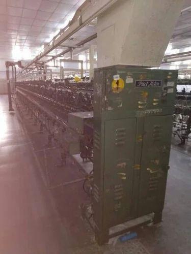 CHEESE WINDING VIJAYA LAXMI MAKE USED TEXTILE MACHINE FOR SALE, 2012 , for Industrial