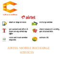 Airtel Mobile Recharge Services