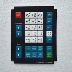 Fanuc Operator Mambrane keypad A98L-0001-0518#T Fanuc