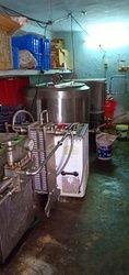 Ice Cream Plant, Capacity: 500-2000 Lph