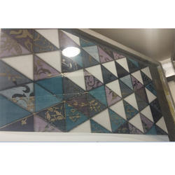 Ceramic Digital Printing Vitrified Floor Tile, Thickness: 5 mm
