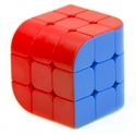 Trihedron Slide Stickerless Cube Educational 3d Puzzle Toy