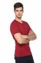 Men''s Round Neck T- Shirts
