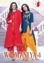 B4U Womaniya Vol 4 Fabulous CollectionOf Party Wear Kurti