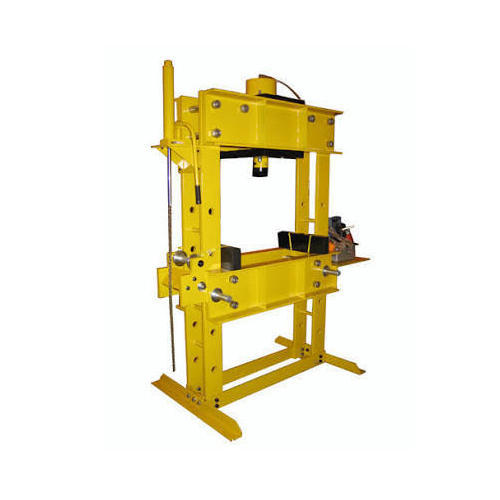 Hydraulic Electric Shop Press