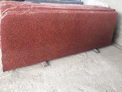 Polished K Red Granite, Thickness: 15-20 mm