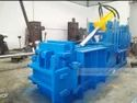 Hydraulic Double Action Baling Press