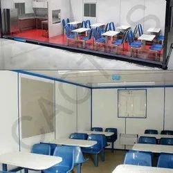 Portable FRP Canteen