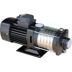 Cast Iron Single Phase Horizontal Multistage Pump, 0.5 HP