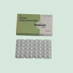 Cetirizine Dihydrochloride Tablets