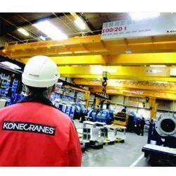 Crane Annual Testing Service for Industrial