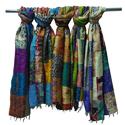 Silk Scarfs For Womens