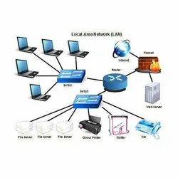 LAN Networking Services, Pune