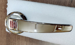 Iron, Aluminium Almirah Concealed Handle, for Door Fitting
