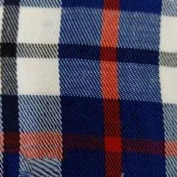 Kendra Vidyalaya Uniform Check Fabric