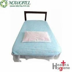 NONWOVEN bed sheet for hospitals