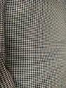 Luxury Check Fabric, Gsm: 100-150