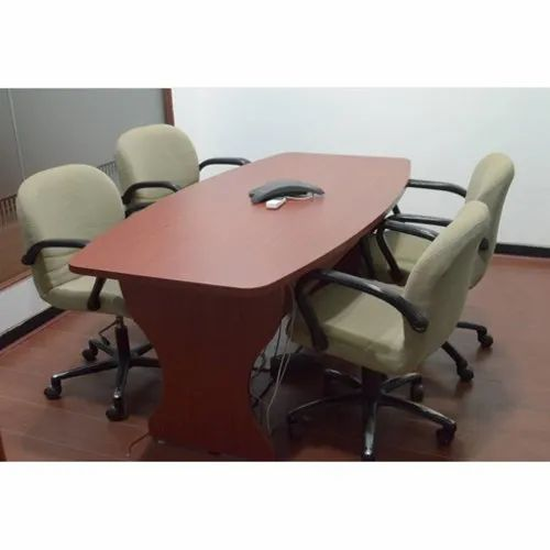 Conference Room Table And Chair At Rs 10000 Set Conference Chair Id 21745962188