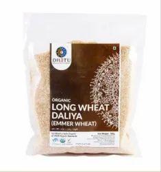 Dhatu Long Wheat Daliya 500G