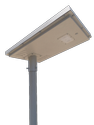 Integrated Outdoor Solar Street Light