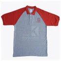 Custom Raglan Collar T Shirt