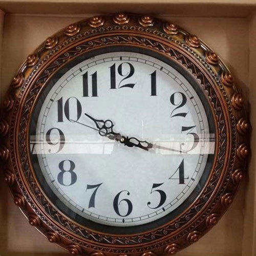 Awesome Decorative Wall Clock