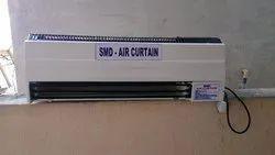 Air Curtain - Commercial