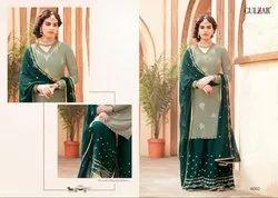 Gulzar Parizat Premium Silk Suit