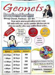 Unlimited Internet Plans Service