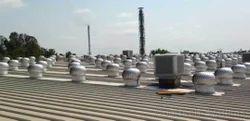 SS Natural Air Ventilator