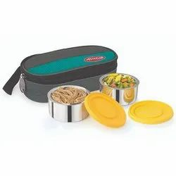 Esteelo X-2 Stainless Steel Insulated Lunch Pack